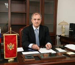 посол Черногории в России