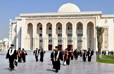 студенты в Дубаи