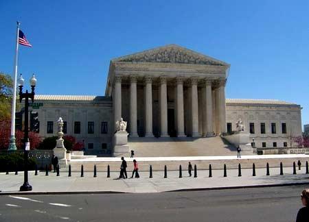 суд в США