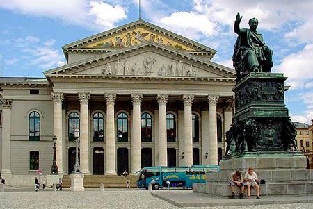 театр в германии