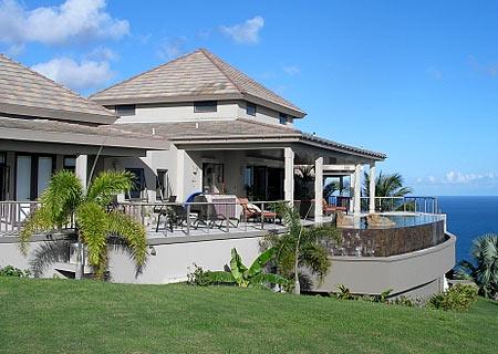 недвижимость на островах Сент-Китс и Невис