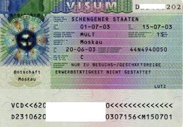 виза на канары