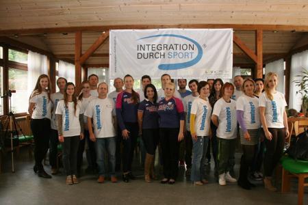 волонтеры в Германии