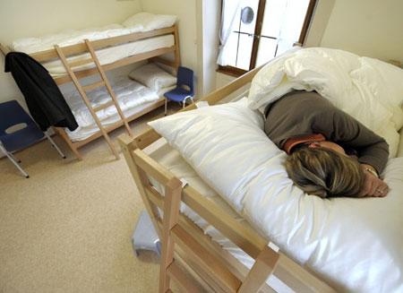 комнаты для беженцев