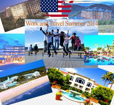 американская программа Work and Travel