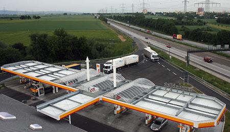 АЗС в Германии