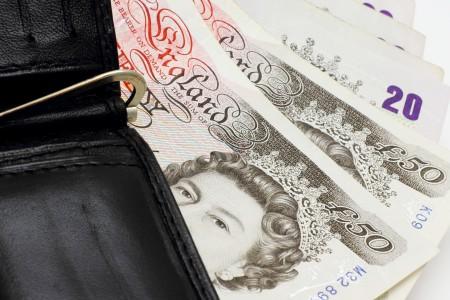 Зарплата в Англии