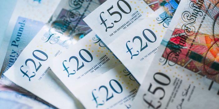 Валюта Англии