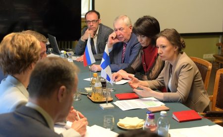 Сотрудничество России и Финляндии