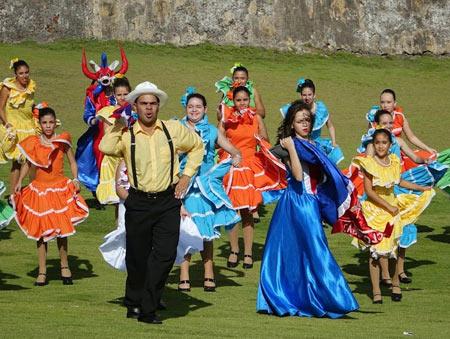 пуэрториканский ансамбль