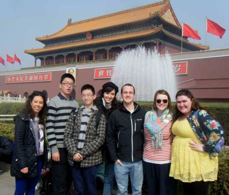 программа au pair в Китае