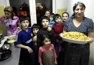 беженцы в Польше