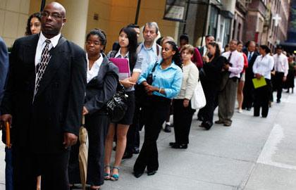американская биржа труда