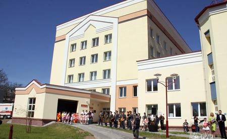 больница в Белоруссии