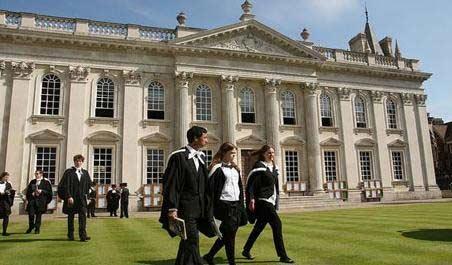 американский кембриджский университет