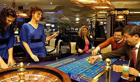 работа для девушек в казино