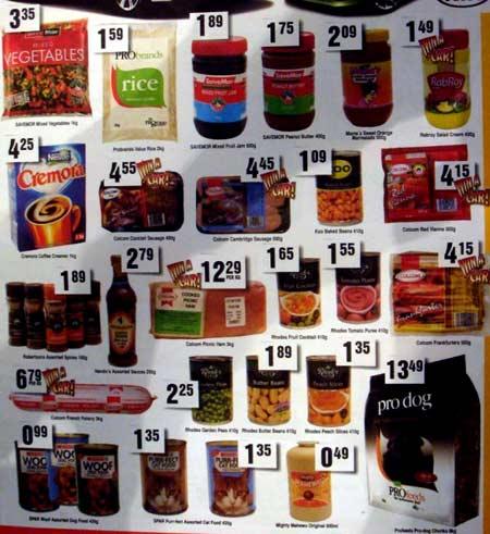 цены на товары в Америке