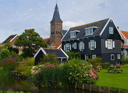 Маркен , Голландия