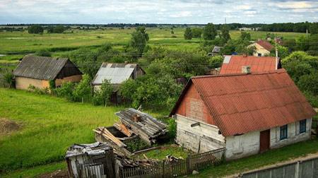 деревня в Белоруссии