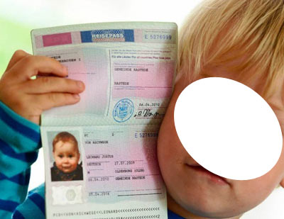 детская виза в Великобританию