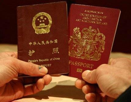 двойное гражданство в Китае