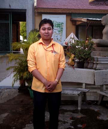 тайский экскурсовод