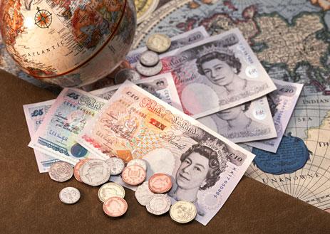 Английская валюта - фунт стерлингов