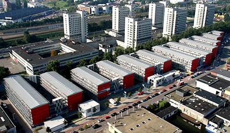 студенческий городок