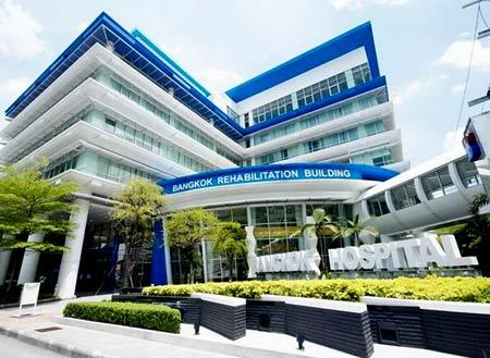 больница в Тайланде