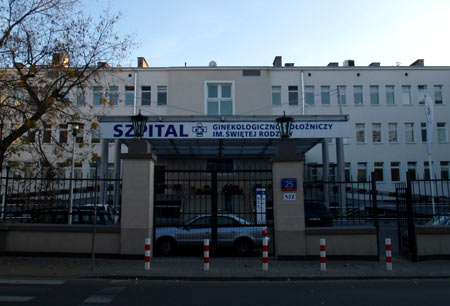 польская больница