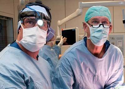 Хирург в Америке