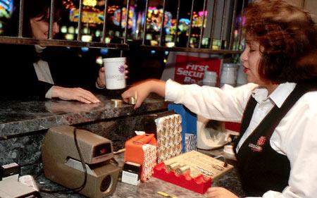 Кассир в кипрском казино
