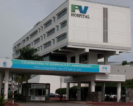 клиника во Вьетнаме