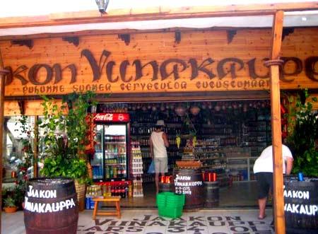 финский винный магазин