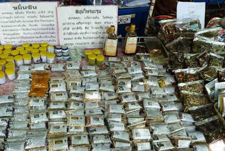 народная медицина тайланда