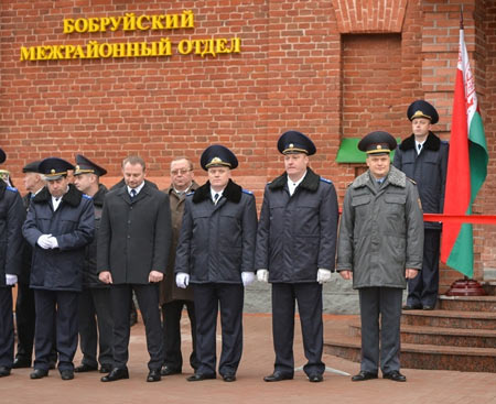 белорусский ОВД