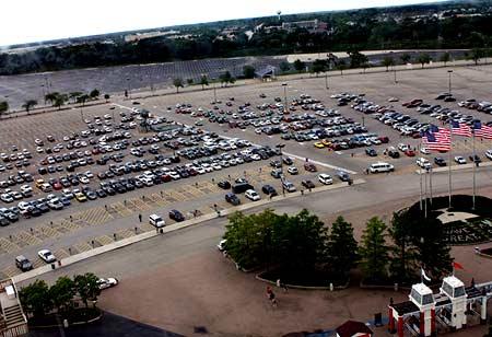 американская парковка