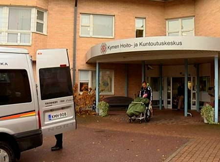 дом для престарелых в Финляндии