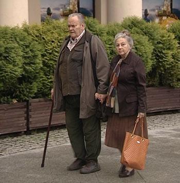 польские пенсионеры