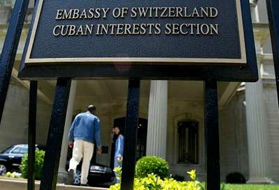 швейцарское посольство
