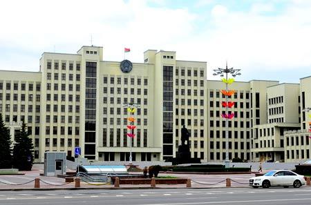 правительство в Белоруссии