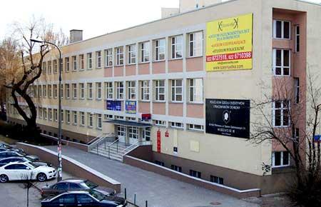 профессиональный техникум в Варшаве