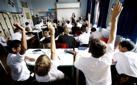 Средняя школа в Великобритании