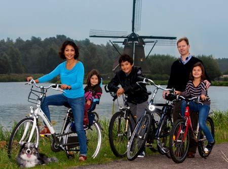 голландская семья