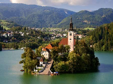 Крайна, Словения