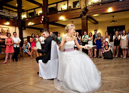 свадьба в Польше