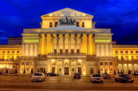 театр в Польше