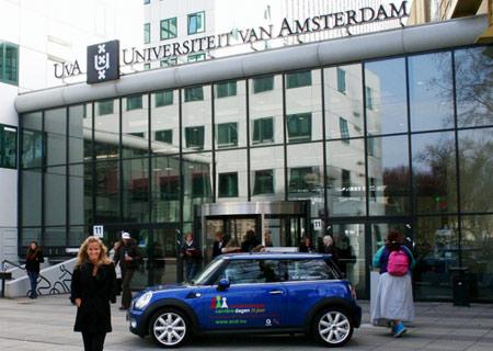университет в Нидерландах