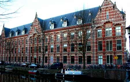 университет в Голландии