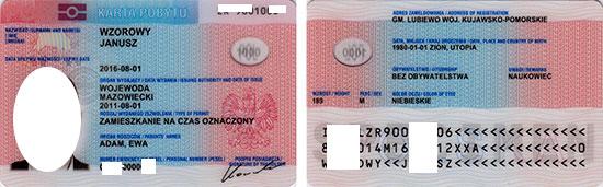 ВНЖ в Польше